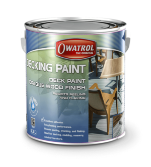 Owatrol Decking Paint