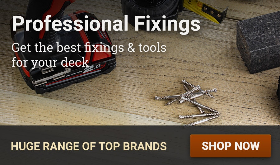 Professional Fixings banner