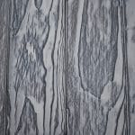 Charred Accoya cladding swatch in finish Sora