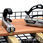 Camo edge tools
