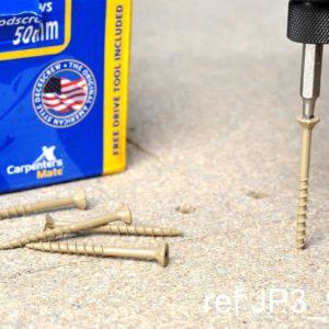 Carpenters Mate Decking Screws