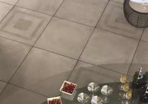 Aextra20 Cement Oak tiles