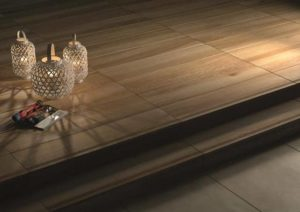 Aextra20 ceramic oak tiles