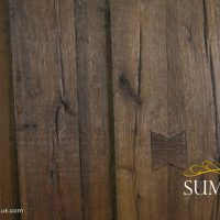 Summum wood swatch in Rustic Oak