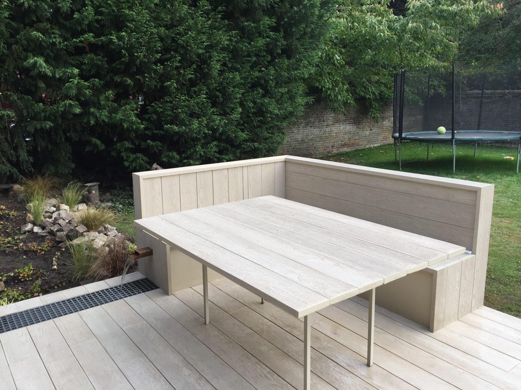 Millboard enhanced grain decking boards exterior solutions