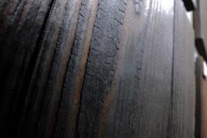 Modified Charred Timber Brushed - Kirro - Buckinghamshire Business