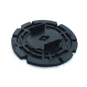 Pedestal base plate