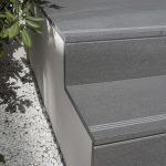 E.Motions Exterior tiles in the finish Trendy Black