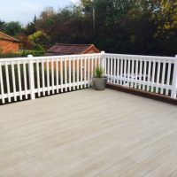 Millboard Enhanced Grain Decking Boards