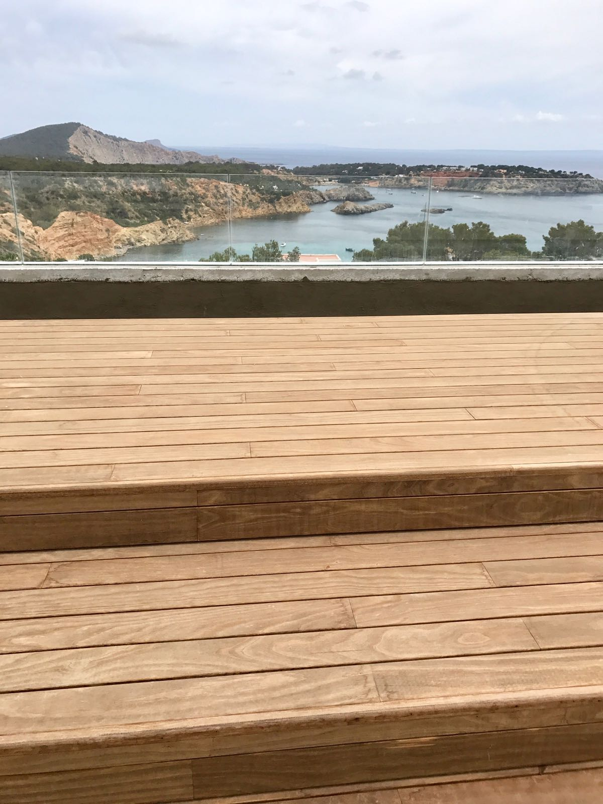 Kebony exterpark hardwood decking exterior solutions for Hardwood decking supply