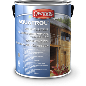 Owatrol Aquatrol packaging