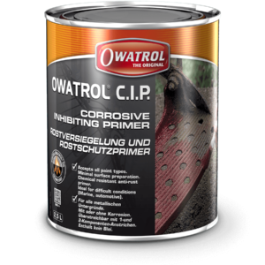 Owatrol CIP Packaging