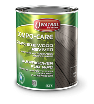 Owatrol Compo Care Composite wood cleaner