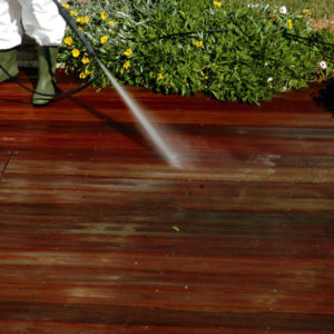 Decking Oil and Cleaners