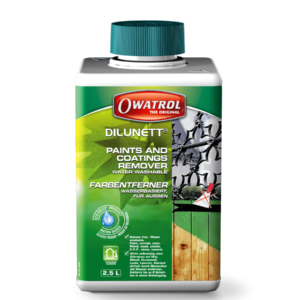 Owatrol Dilunett packaging