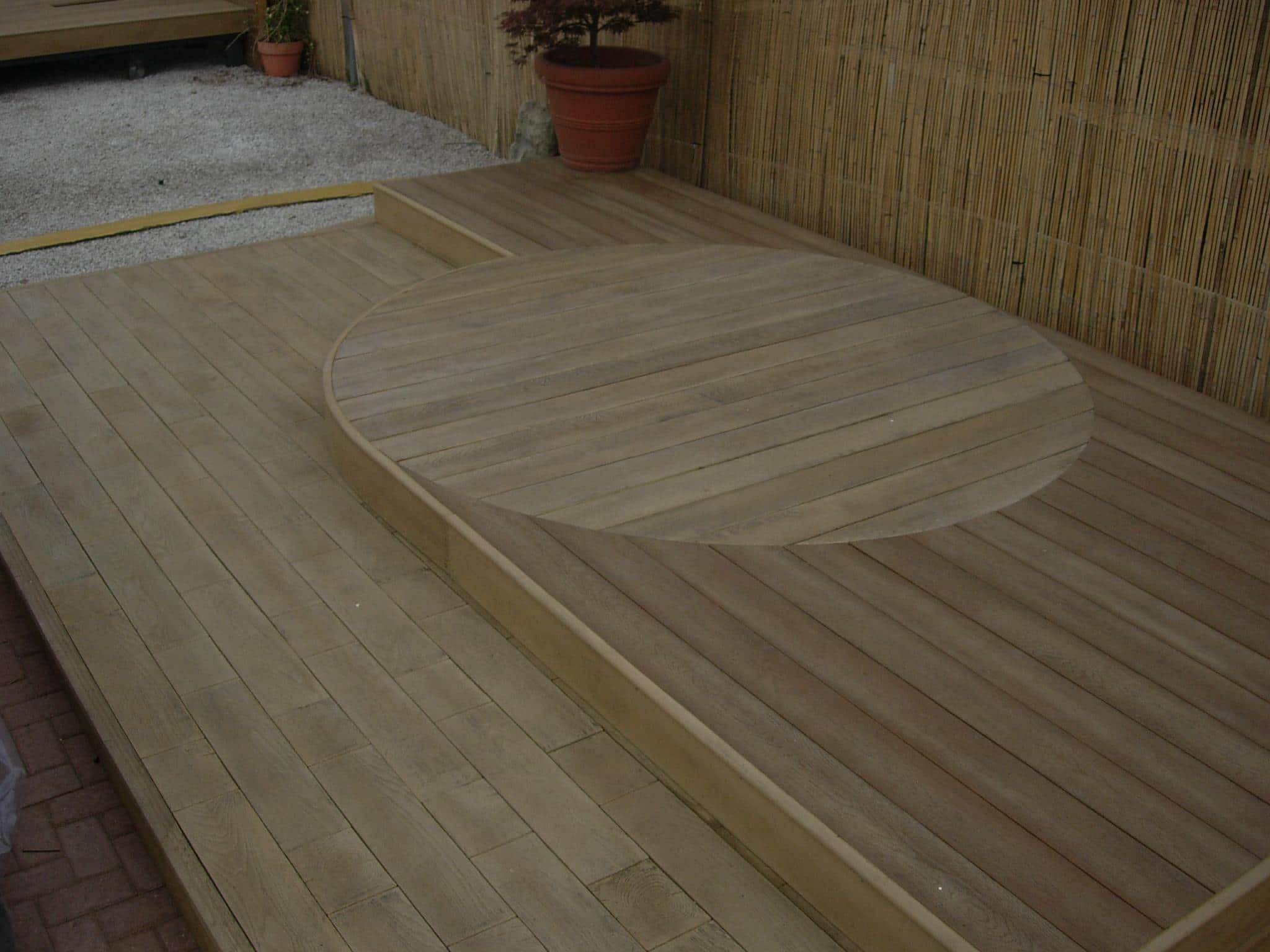 Millboard bullnose flexible step edge exterior solutions