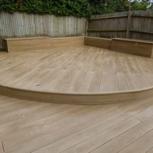 Millboard Bullnose Flexible Step Edge