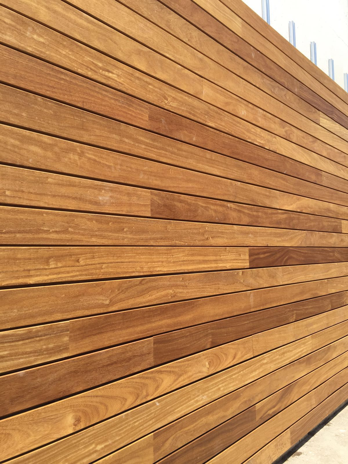 Wood cladding external exterior solutions