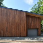 Elondo Exterpark Hardwood cladding