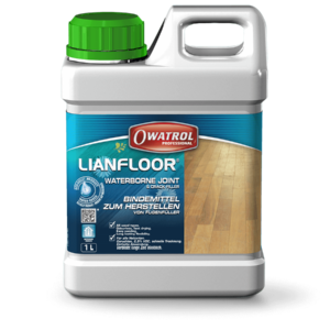 Owatrol Lianfloor packaging
