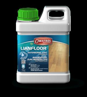 Owatrol Lianfloor packaging