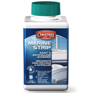 Owatrol Marine Strip Packaging - paint and antifouling stripper