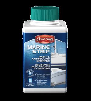Owatrol Marine Strip Packaging - paint and antifouling stripper