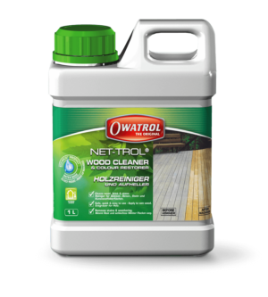 Owatrol Net-trol Wood Cleaner