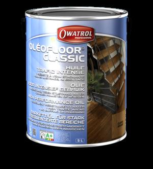 Owatrol Oleofloor Classic packaging