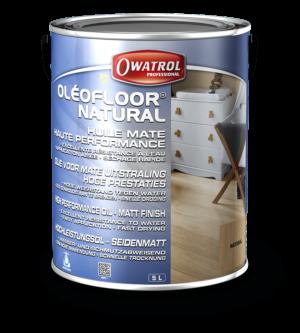 Owatrol Oleofloor natural packaging