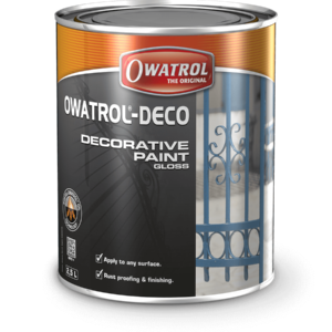 Owatrol Deco packaging