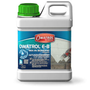 Owatrol E-B Packaging - Mix in bonding primer