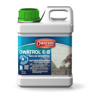 Owatrol E-B Packaging - Mix in bonding primer