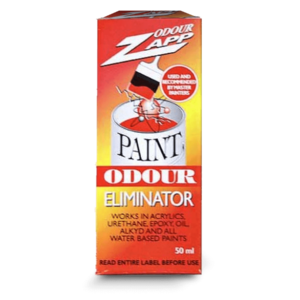 Paint Odour Eliminator Packaging