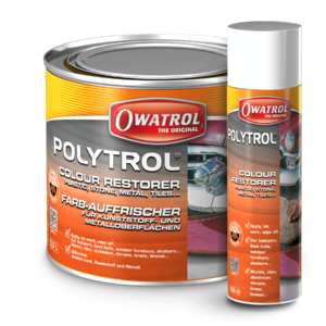 Owatrol Polytrol Packaging- colour restorer