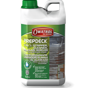 Owatrol Prepdeck Packaging 2016