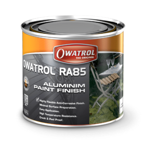 Owatrol RA85 Aluminium Paint Finish