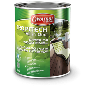 Owatrol Tropitech Packaging
