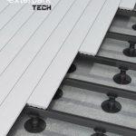 Exterpark Tech Speed Clip Decking