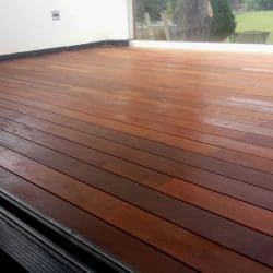 Ipe Cladding and Decking
