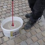 ProJoint™ Max™ (Vehicle strength) Epoxy Paving Grout application