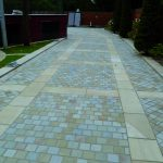 ProJoint™ Specialist Range: V35-UV™ used on a driveway