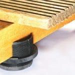 Adjustable Levelling Joist Cradle