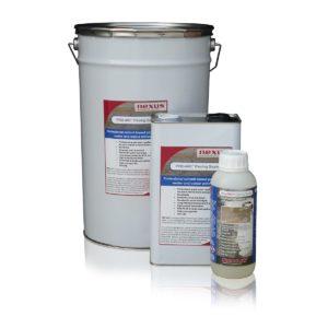 PaveCare™ PRO-410 Paving Sealer packaging