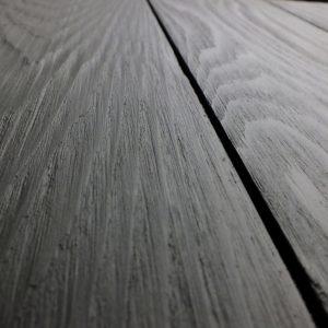 Charred larch cladding Kyoka Sa Reta Kokumotsu - Enhanced Grai Boards (black) swatch