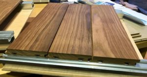 Thermowood Exterpark Magnet Decking