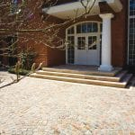 ProJoint™ V75-WT™ Epoxy Resin System used on a driveway