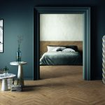 Arthis interior wood effect tiles in the colour Vapor