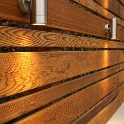 Hannah Collins Uses Shou Sugi Ban® Cladding in her Latest Beautiful Garden