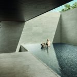 Core Exterior used in stunning garden landscaping